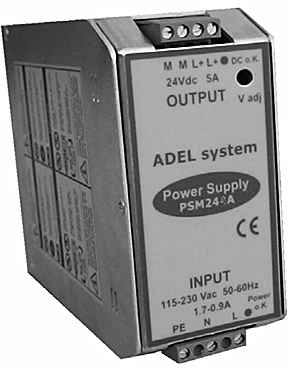 PSM 1/2 Phase Power Supplies